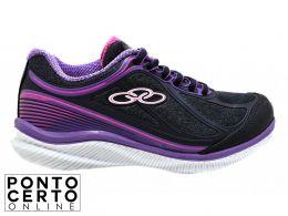 Tenis Olympikus Actual 429 Marinho/Violeta
