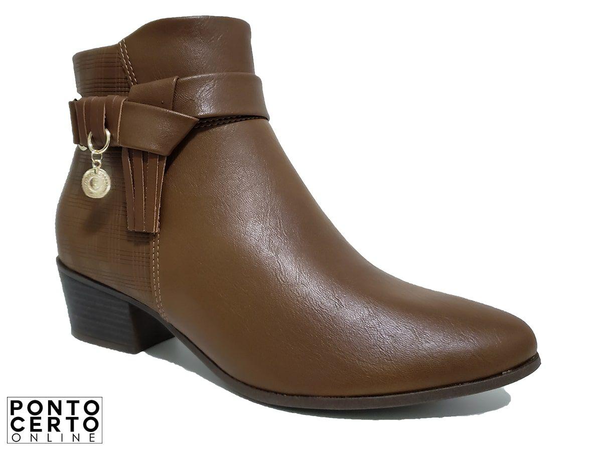 Ankle Boot Cravo Ramarim
