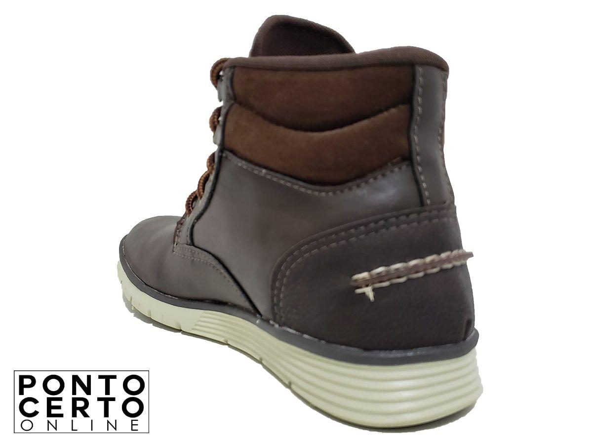 Coturno Inf 308 J Strikwear