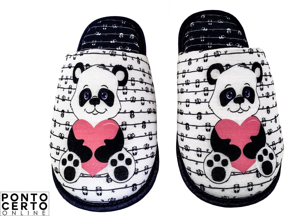 Pantufa Fem Ref 521 Bear