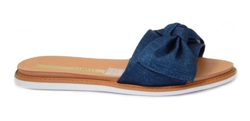 Sandalia Fem Moleca 5443.105 Jeans
