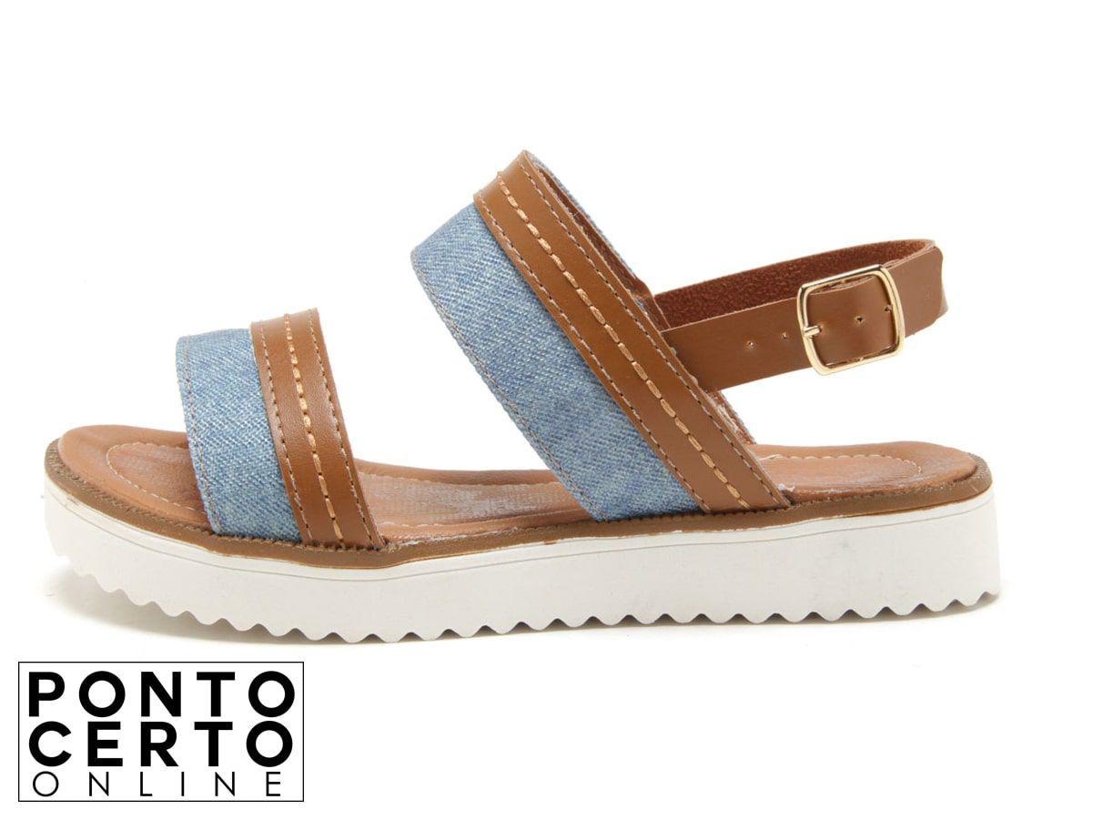 Sandalia Jeans Mia 205 Klin
