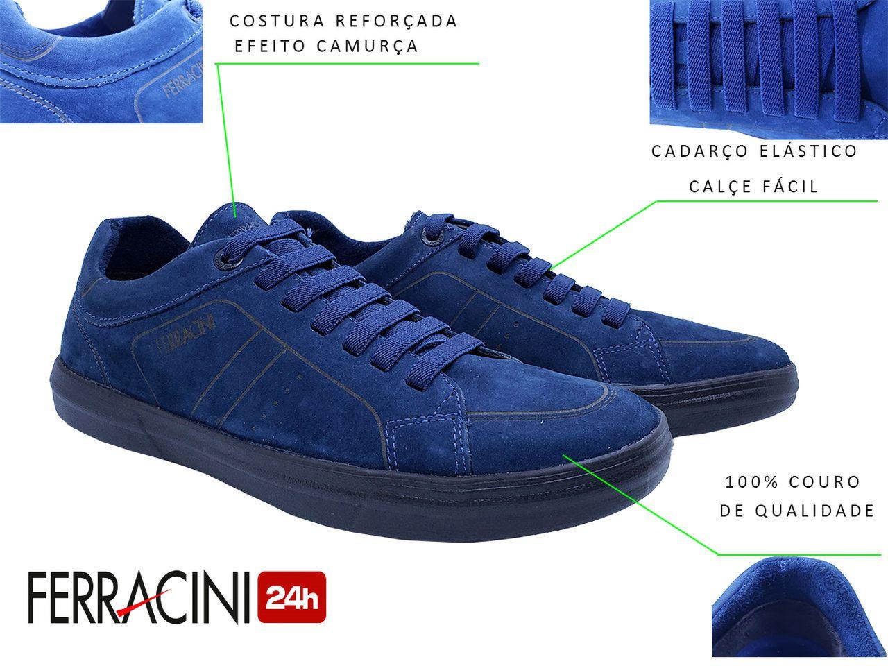 Sapatenis 8939-545 Ferracini
