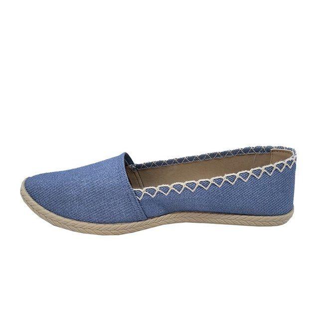 Sapatilha 5287.139 Jeans Moleca
