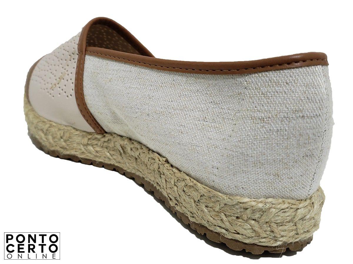 Tênis Sapatilha 5617.423 Moleca Vintage