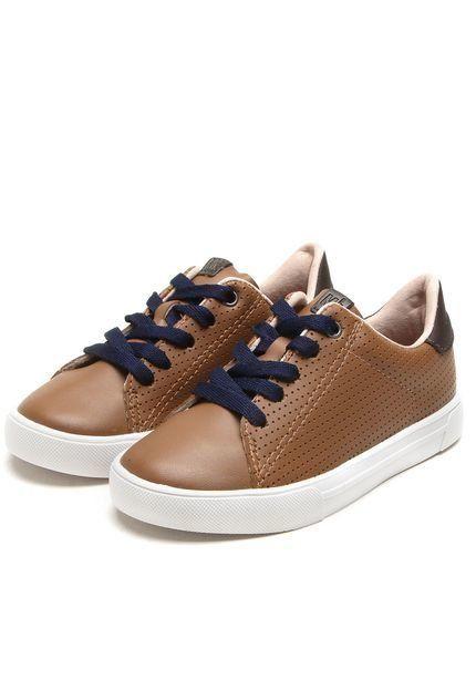 Sapato 2801.102 Caramelo Molekinho