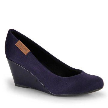Sapato Camurça 5270.725 Moleca