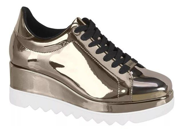 Sapato Casual 5624.103 Grafite Moleca
