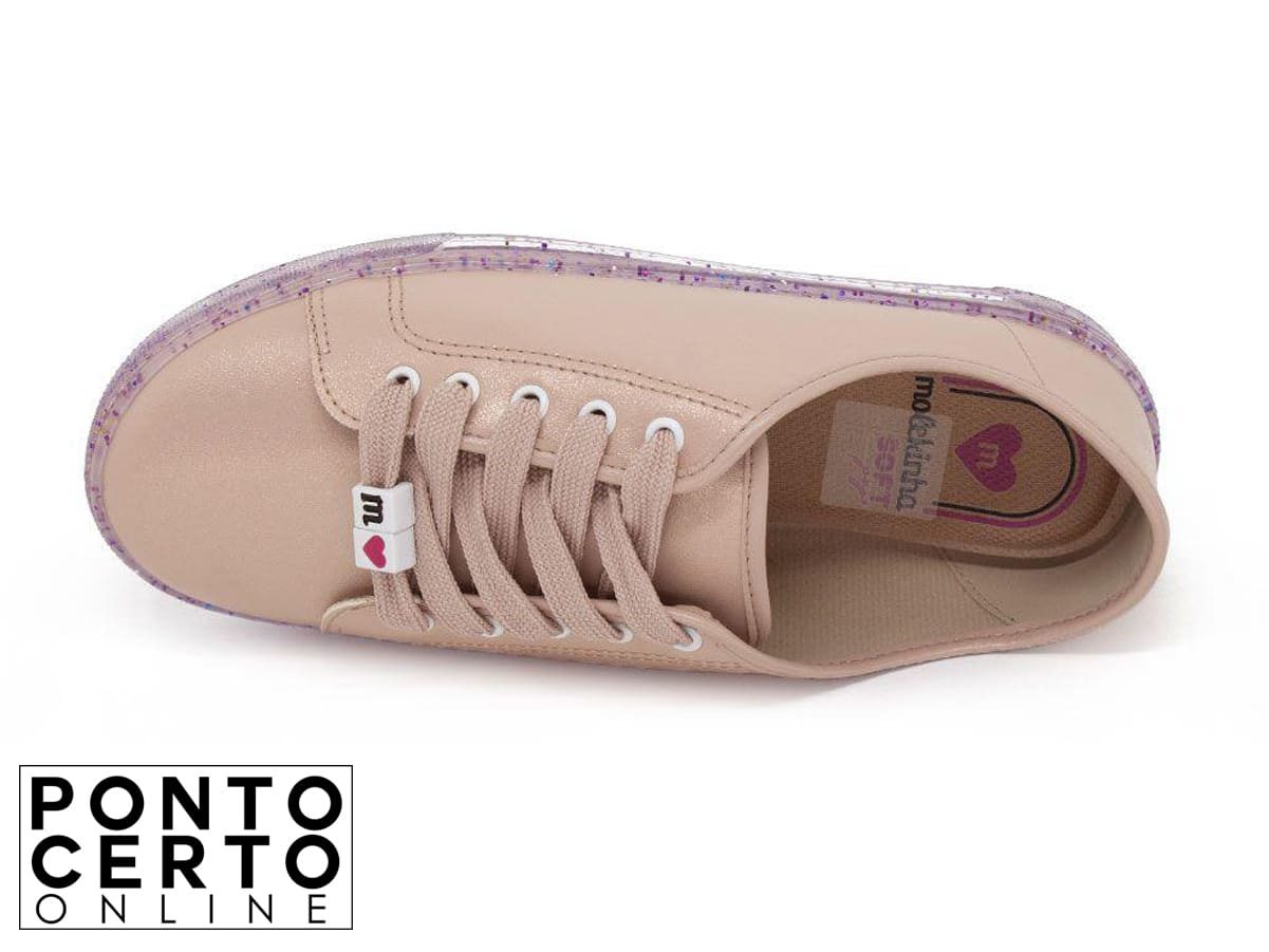 Sapato Casual Fem Inf 2524.507 Molekinha
