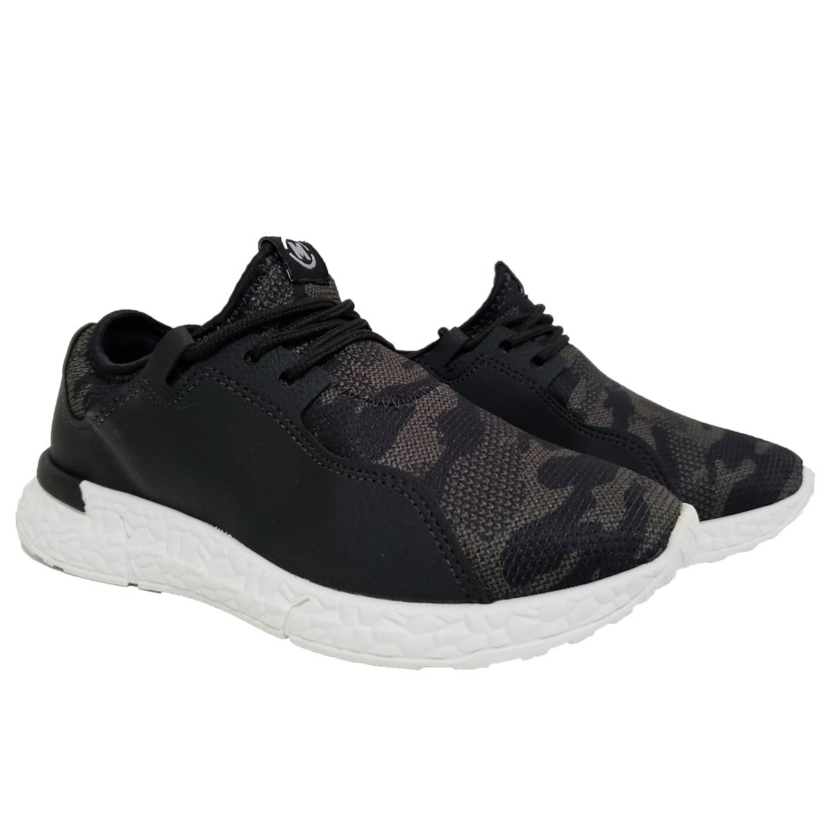 Sapato Casual Masc Inf 2831106 Molekinho