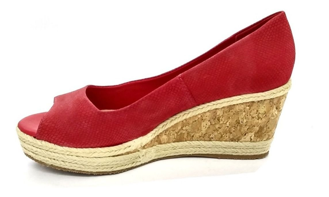 Sapato Fem Couro Vermelho 295546 Bottero