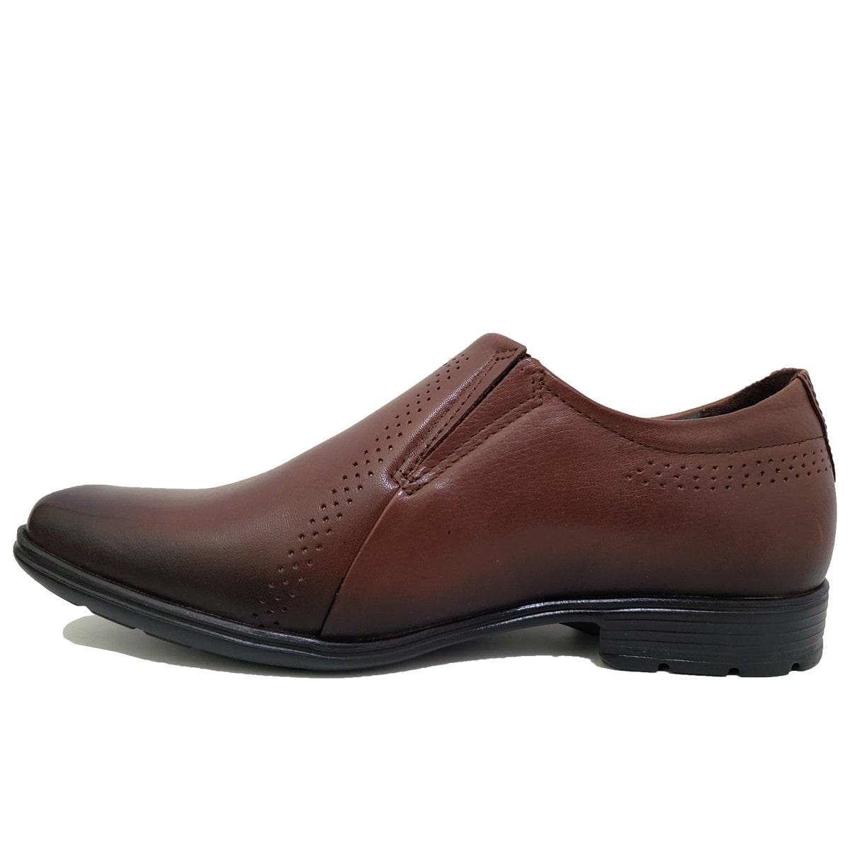 Sapato Masc 122314 02 Pegada Pinhão