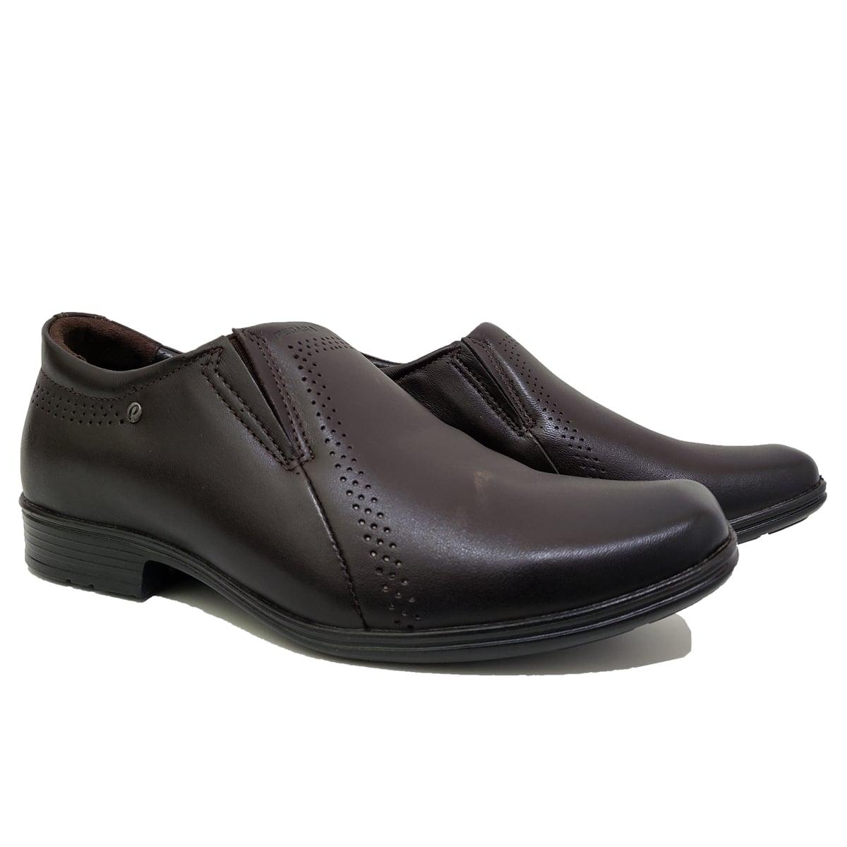 Sapato Social 122314-03 Brown Pegada