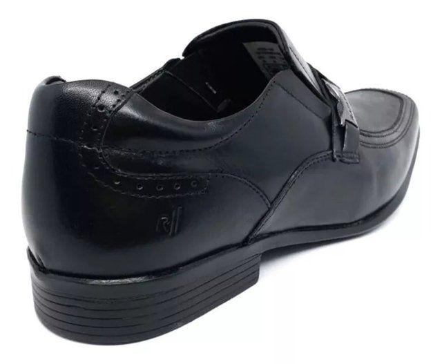 Sapato Social Couro Masc 45009 Rafarillo