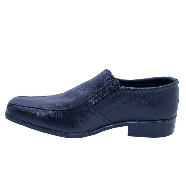 Sapato Social Preto 700 Fox