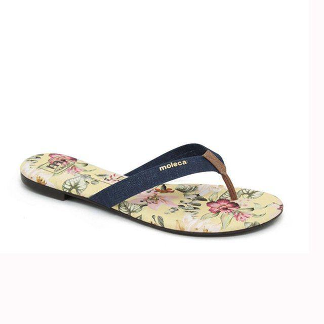 Tamanco Moleca 5429.515 Jeans