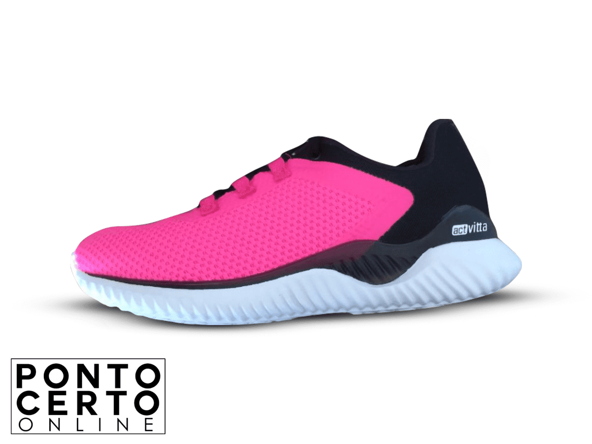 Tenis Casual 4802107 Pink Actvitta