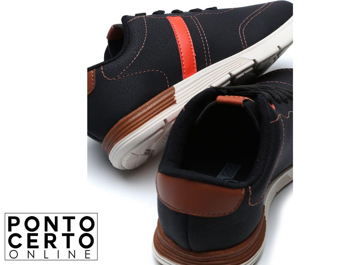 Sapato Casual Inf Masc 2820.322 Molekinho