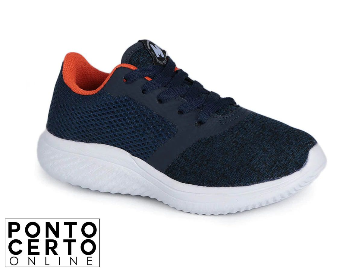 Sapato Casual Inf Masc 2832.100 Molekinho