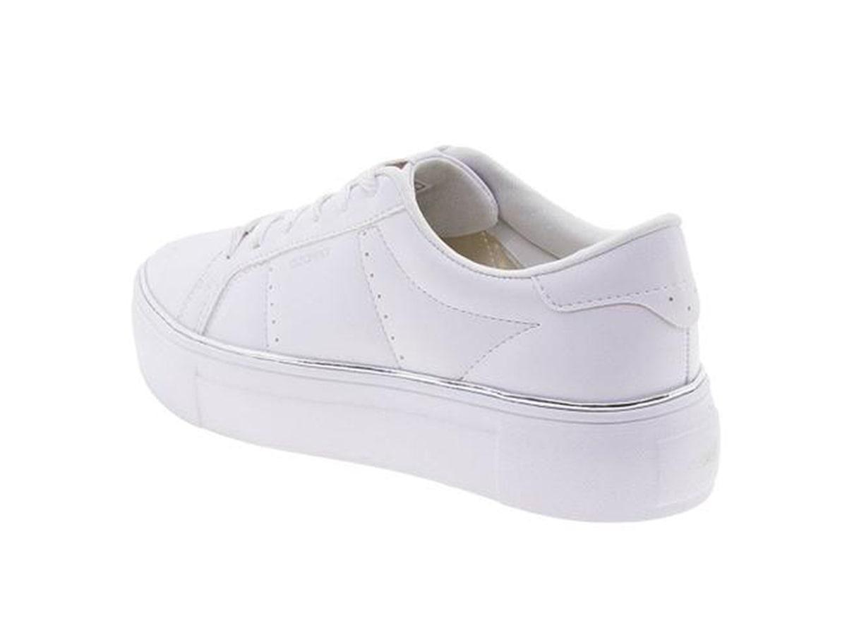 Tênis Fem. 881/511 Branco Azaleia
