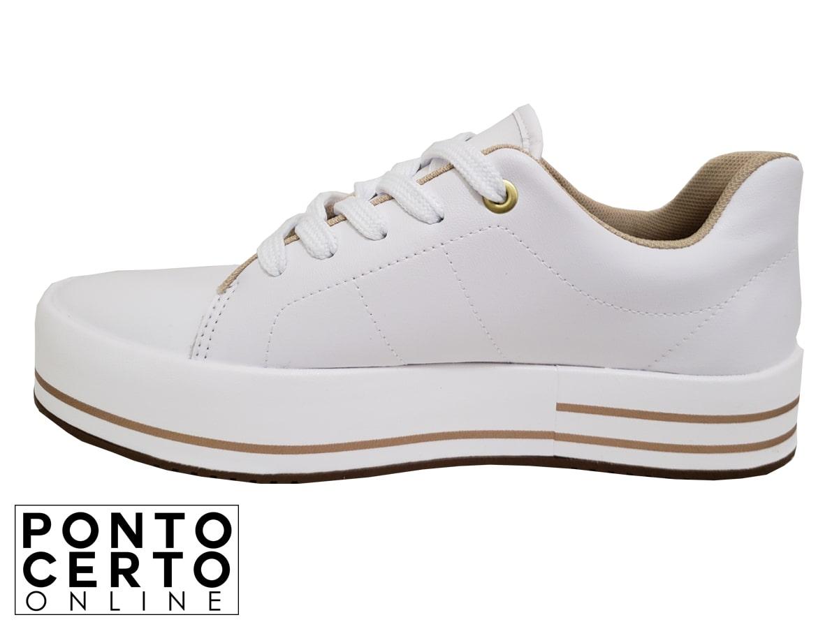 Tênis Fem 41941316 Branco Beira Rio