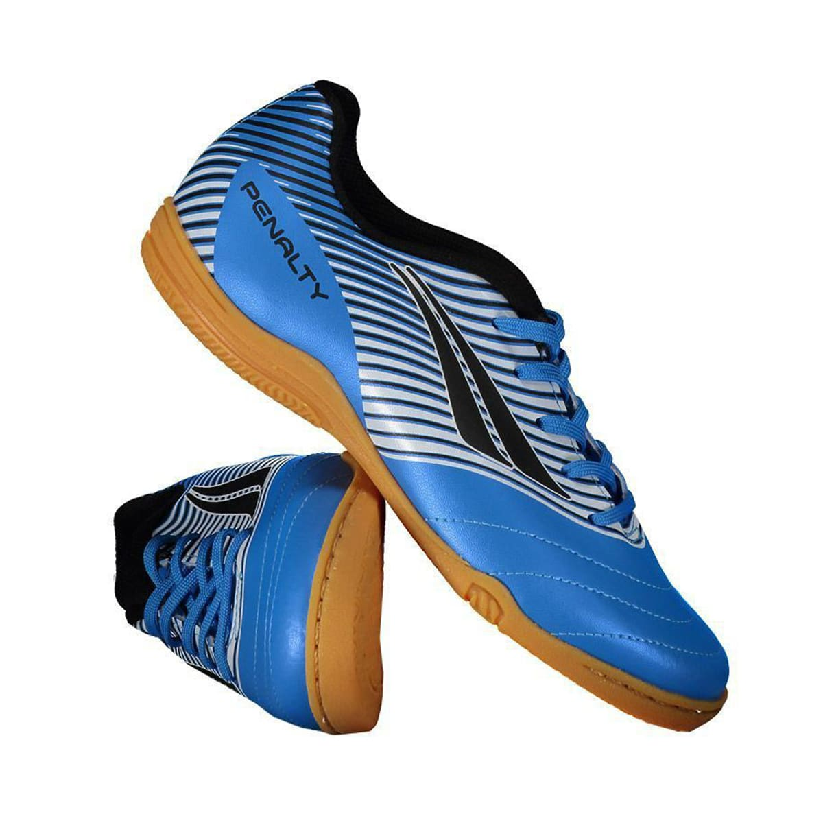 Tenis Futsal Dominio Azul Penalty
