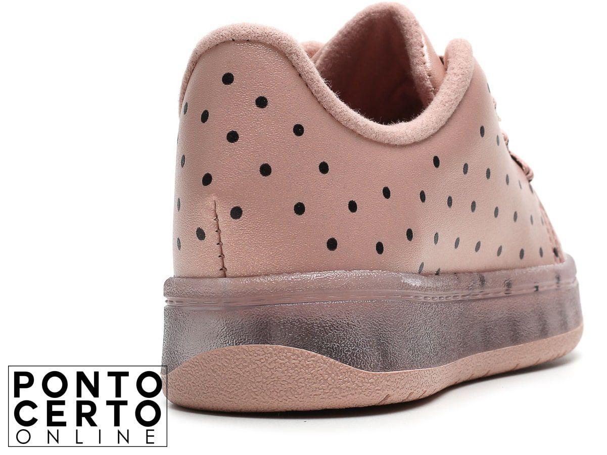 Sapato Casual Fem Inf 2703.102 Molekinha