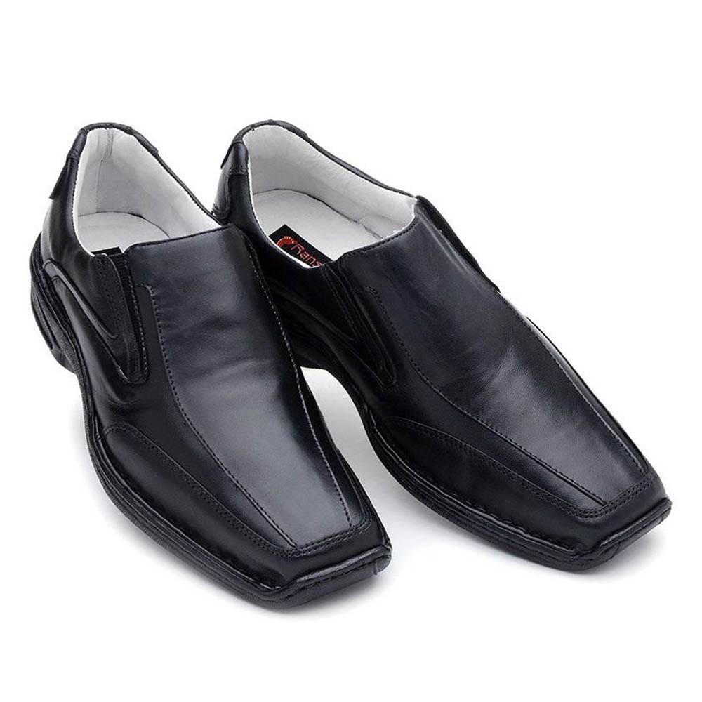 Sapato Casual Masculino Couro Legítimo
