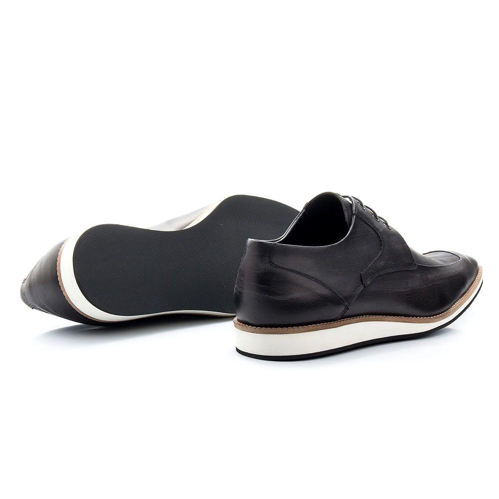 Sapato Masculino Oxford Torani Couro Legítimo