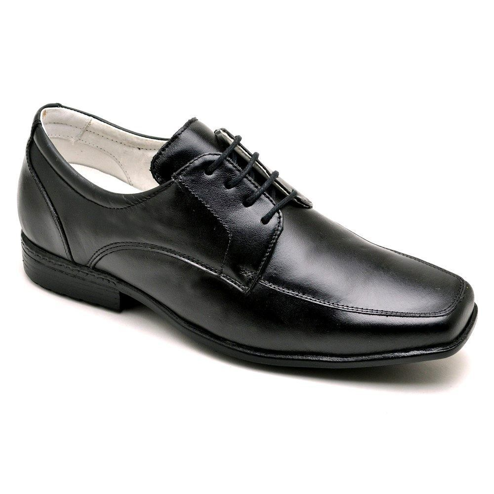 Sapato Social Masculino Confortável com Cadarço