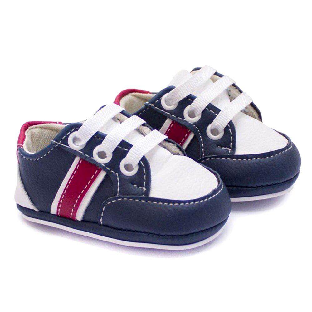 Tênis Azul Infantil Bebê