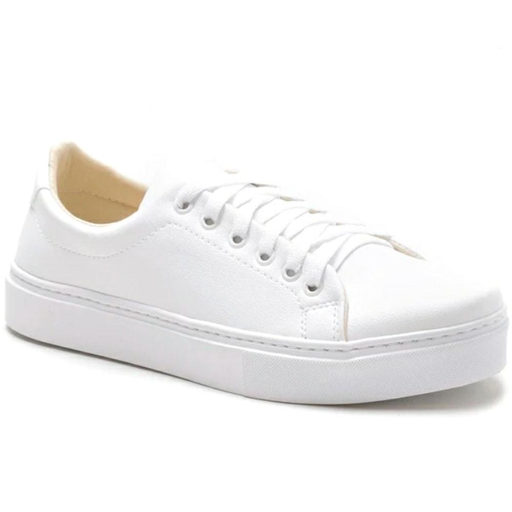 Tênis Branco Feminino Torani
