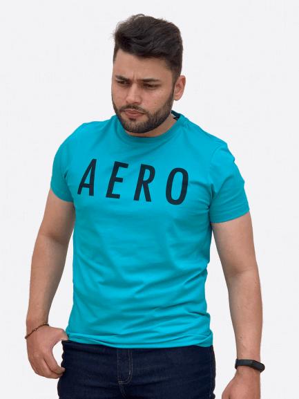 Camiseta Manga Curta Basic Estampa - AEROPOSTALE