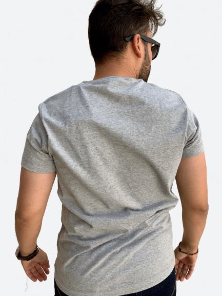 Camiseta Manga Curta Estampa Trademark - AEROPOSTALE