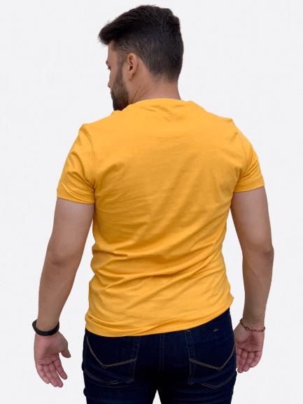 Camiseta Manda Curta Premium Estampa - AEROPOSTALE
