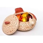 Galinha de Cerâmica