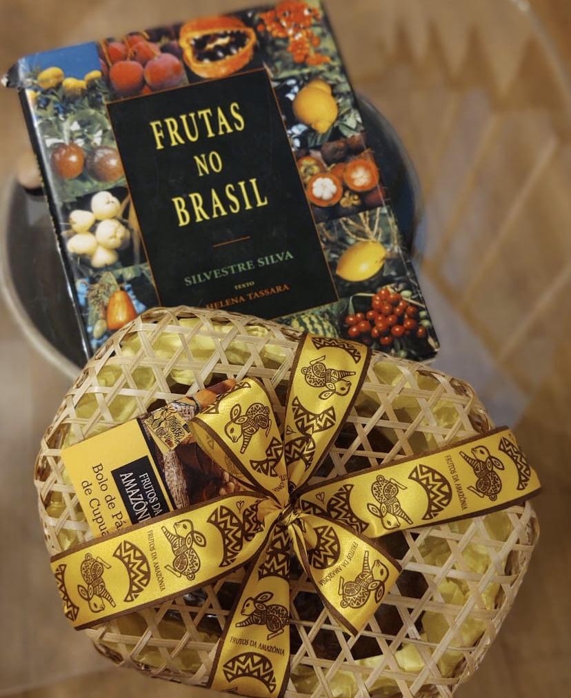 Bolo de Páscoa de Cupuaçu  - Frutos da Amazônia