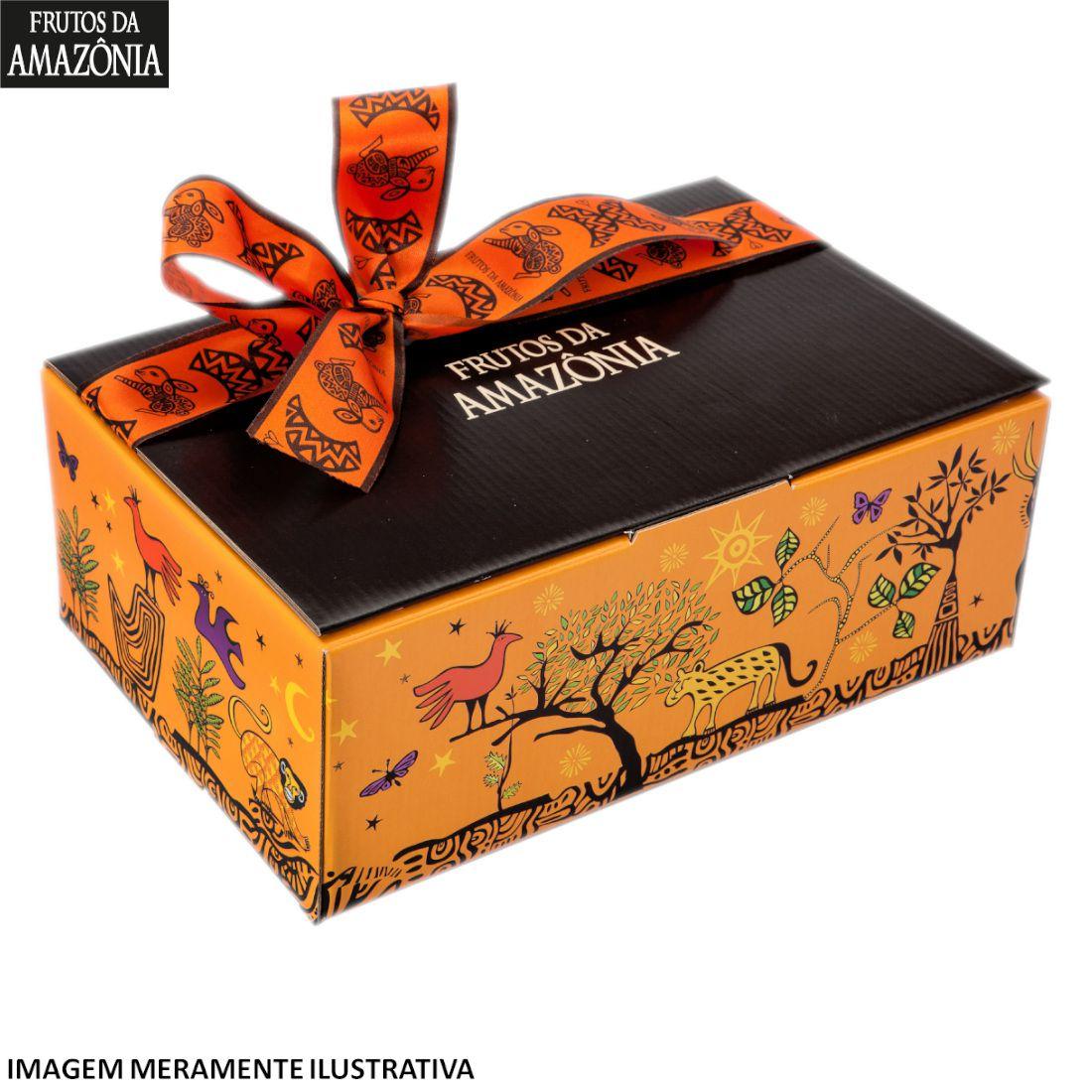 Caixa Maracajá  - Frutos da Amazônia