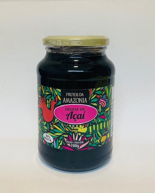 Geleia de Açaí - 700g  - Frutos da Amazônia