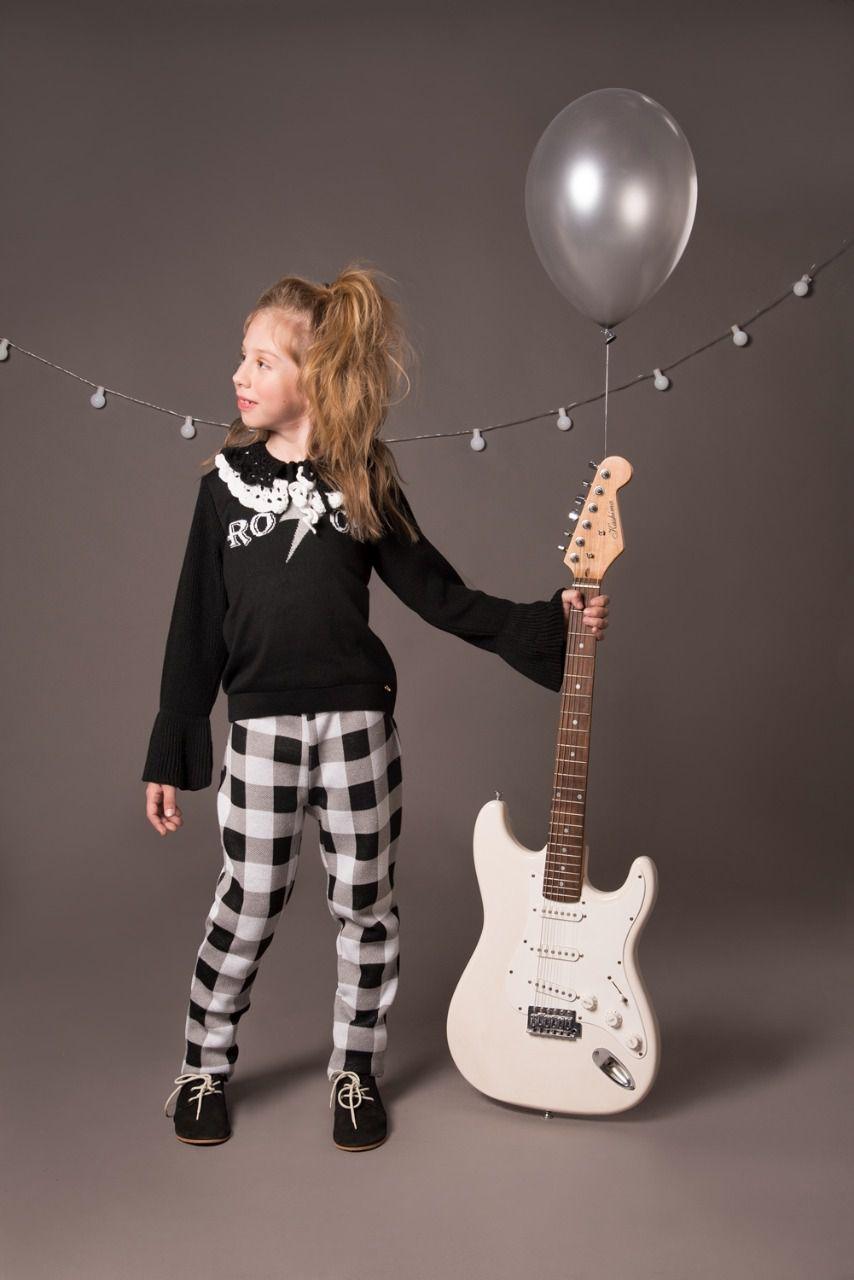 Blusa Rock Kids