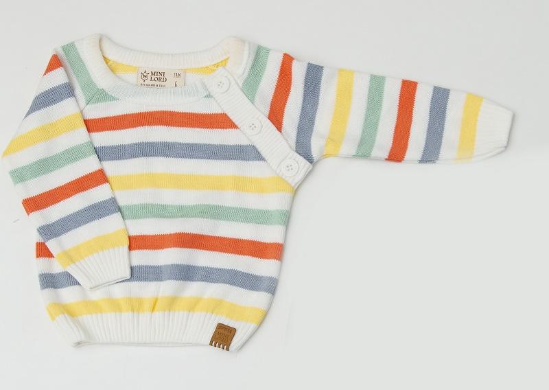 Blusa Tricot Infantil Bebê Menino Yuri