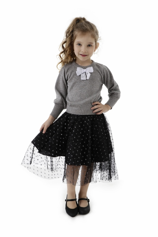 Blusa Tricot Infantil Menina Fernanda