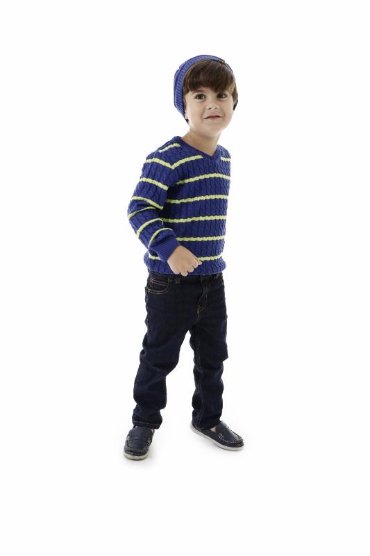 Blusa Tricot Infantil Menino Caue