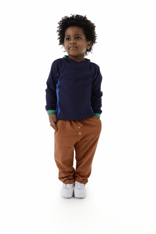 Blusa Tricot Infantil Menino Matheus