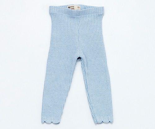 Calça Legging de Tricot Infantil Ana