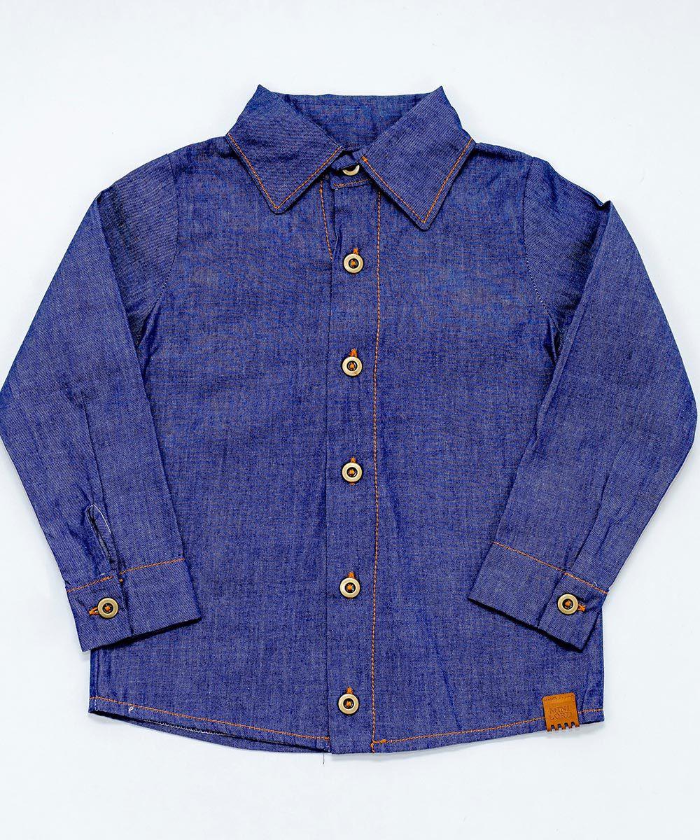 Camisa Infantil Menino Joseph