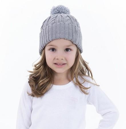 Gorro Tricot Infantil Anastácia