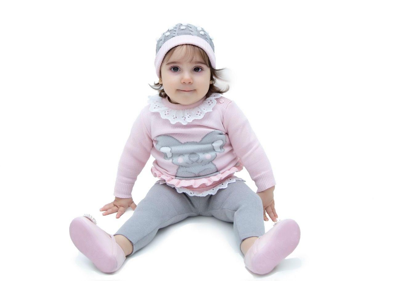 Gorro Ivy Baby  - Mini Lady | Mini Lord