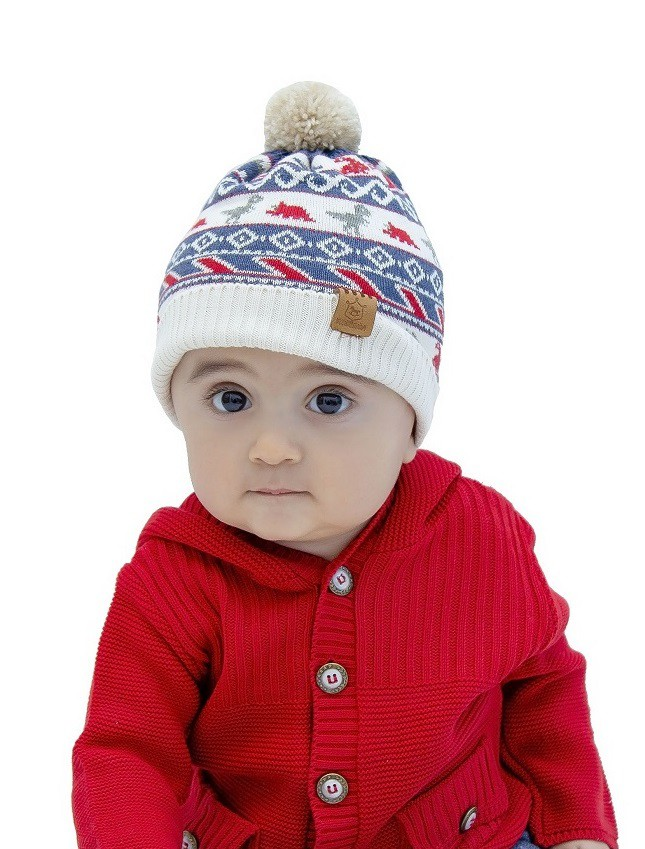 Gorro Tricot Infantil Harry Baby