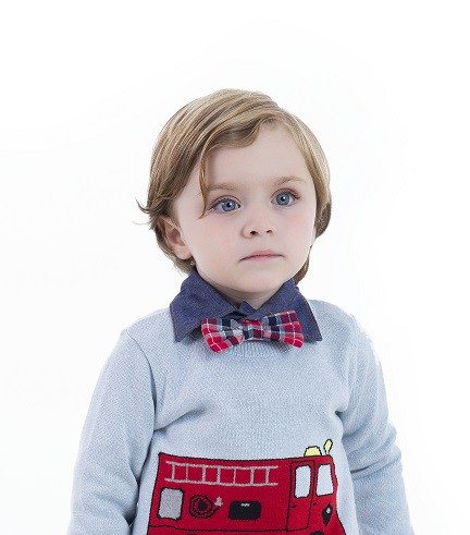 Gravata Infantil Menino Sam